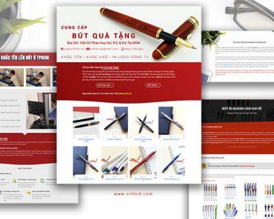 Website Quà Tặng Bút – Cây Bút Thần