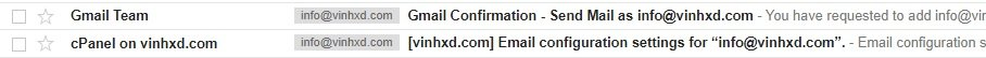 Hướng Dẫn Tạo, Nhận Và Gửi Email Tên Miền Bằng Gmail 9