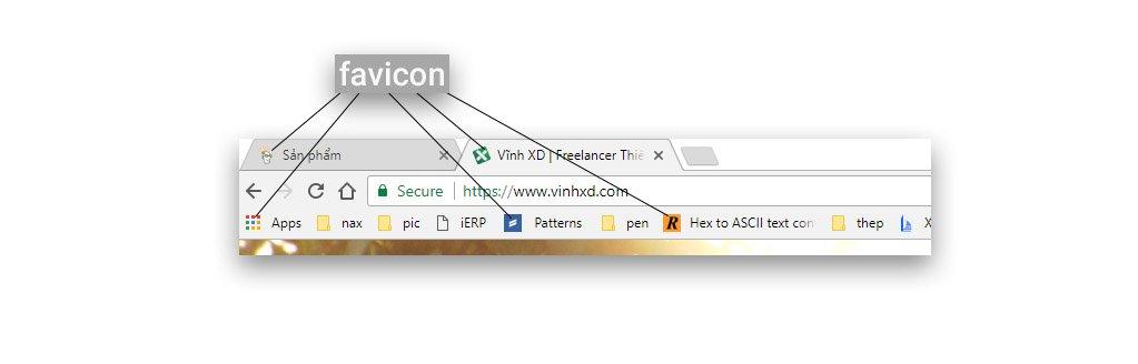 Favicon Là Gì? Cách Thêm Favicon Cho Website
