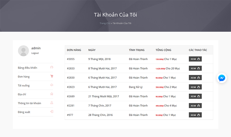 website qua tang ozeo (1)