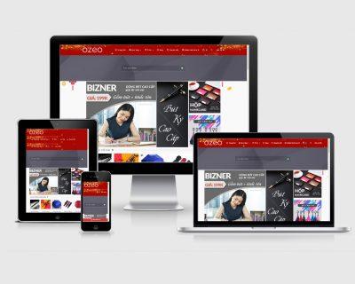 Website Quà Tặng Văn Phòng oZeo.vn