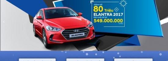 Quy Chuẩn Thiết Kế Website Của Hyundai Thành Công