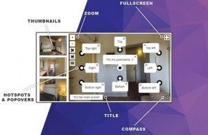 Plugin iPanorama 360° – Tạo Không Gian Thực Tế Ảo Trên WordPress