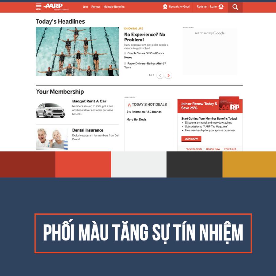 Ứng Dụng Tâm Lý Học Màu Sắc Trong Thiết Kế Website 5