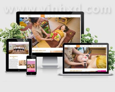 Website WordPress Svietspa