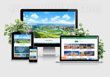 Website Bất Động Sản Property Saigon