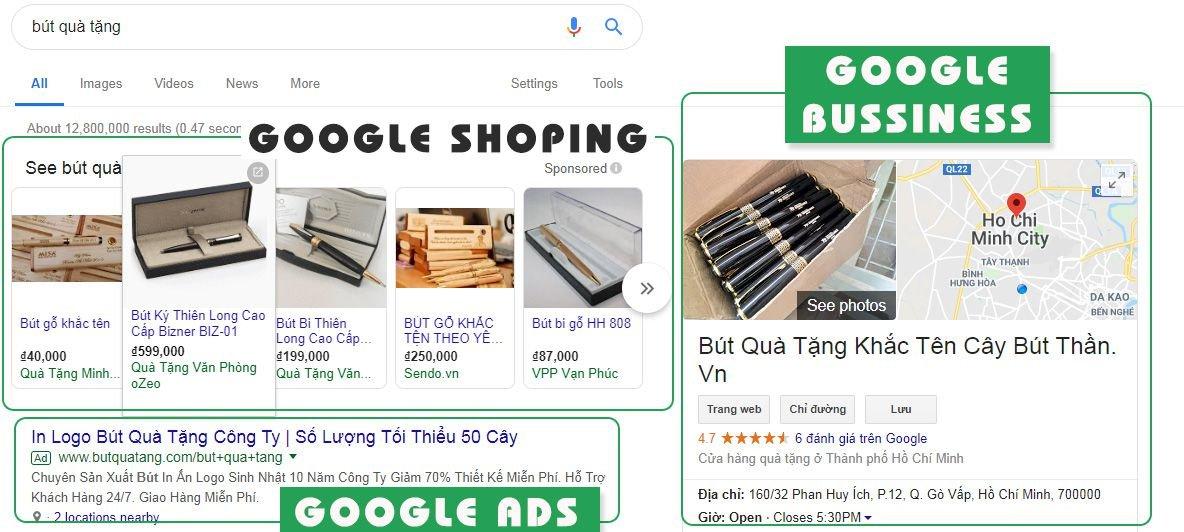 Hướng Dẫn Quảng Cáo Google Shopping 1