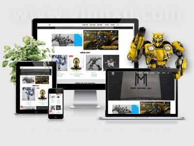 Website Mô Hình mohinh4u.com