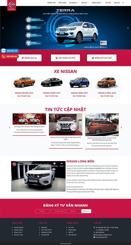 Nissan Việt Nam 2