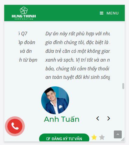 Website BDS Danh Việt Holding 2