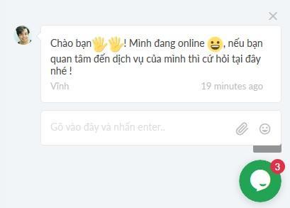 Chat Trên Website 2