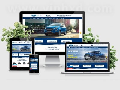 website dai ly ford hai phong