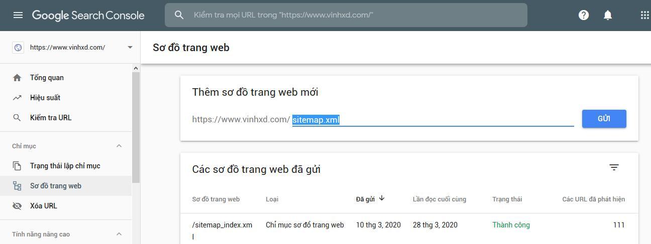 Hướng Dẫn Cài Đặt Google Analytics Và Search Console 7