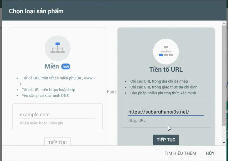 Hướng Dẫn Cài Đặt Google Analytics Và Search Console 5