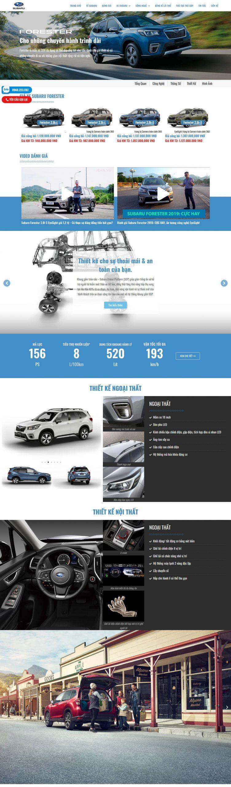 Subaru Hà Nội 1