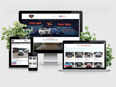 Website Xe Cũ Fastcar